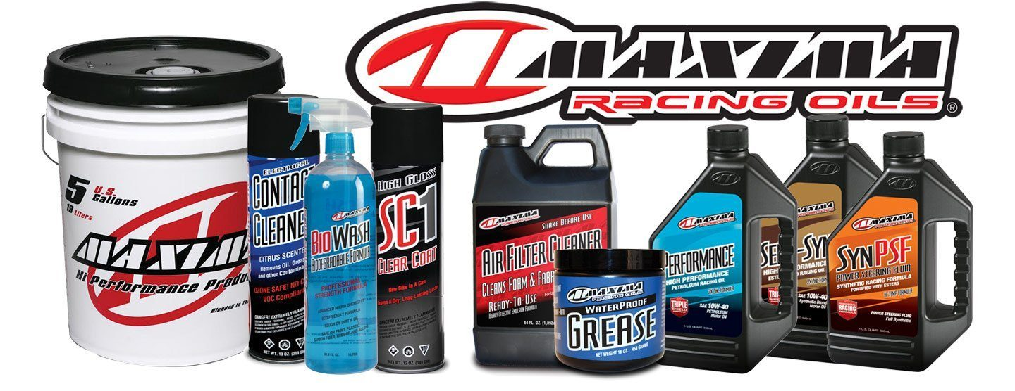 Racing Oil and Lubricants